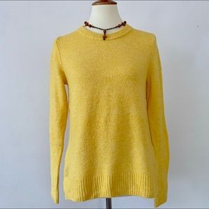 Old Navy Yellow Sweater